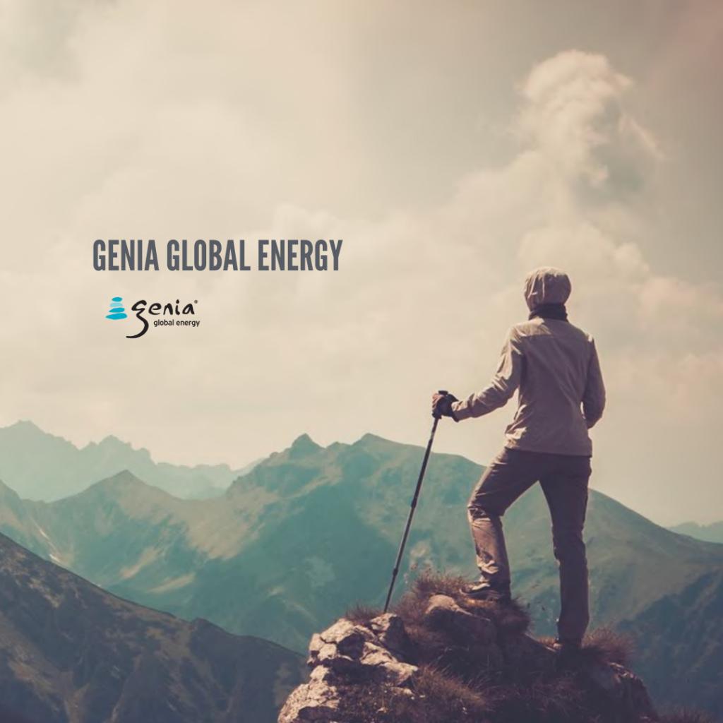 Caso de estudio Genia Global Energy - Kártica Agencia Branding